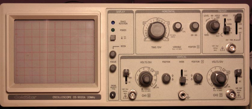 thoughts on goldstar os 9020a oscilloscope anyone have the manual rh groupdiy com Gold Glitter Stars Gold Glitter Stars